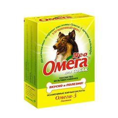 Витамины для собак Омега NEO