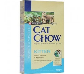 Cat Chow Kitten для котят