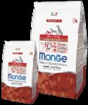 Monge Speciality Mini Puppy & Junior Корм с ягненком и рисом для щенков мелких пород собак