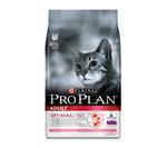 Сухой корм для взрослых кошек с лососем PRO PLAN® Adult