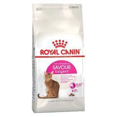 Корм для кошек, привередливых к ВКУСУ продукта/Royal Canin SAVOUR EXIGENT
