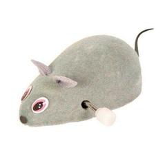 Мышь заводная малая