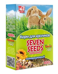 Корм для кроликов «SEVEN SEEDS» 400г