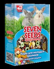SPECIAL Корм для молодых кроликов «SEVEN SEEDS» полнорационный 400г
