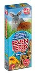 Палочки SPECIAL для кроликов и морских свинок «SEVEN SEEDS» с фруктами