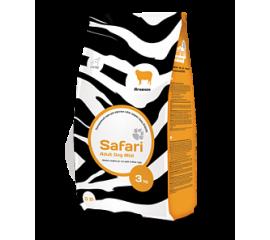 Safari с Ягненком для взрослых собак средних пород