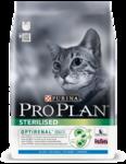 PRO PLAN Sterilised для стерилизованных кошек, 1,5 кг + 400 гр в ПОДАРОК