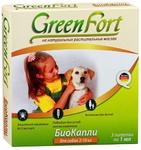 БИОкапли репелентные для собак GreenFort