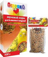 ПЕРРИКО «Овощная сказка» для волнистых попугаев
