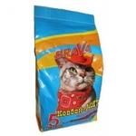 Минеральный наполнитель Brava Ковбой Мяу для гладкошерстных кошек