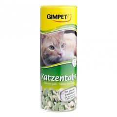 Витамины с биотином и водорослями для кошек Джимпет
