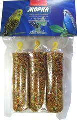 Медовые батончики для попугаев «Жорка» 3 шт