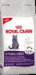 Корм для стерилизованных кошек с 12 лет/ ROYAL CANIN STERILISED 12+