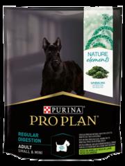 PRO PLAN NATUR EL для взрослых собак мелких и карликовых пород (с ягнёнком)