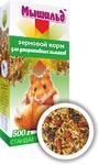 МЫШИЛЬД Зерновой корм для хомяков