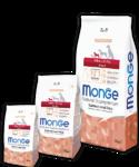 Monge Speciality Mini Adult Корм с лососем и рисом для взрослых собак мелких пород