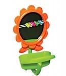 """Игрушка для птиц """"Зеркало-подсолнух"""" с ванночкой"""