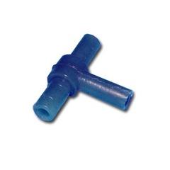 Переходник-тройник пластиковый