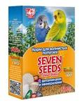 Корм для волнистых попугаев «SEVEN SEEDS» 500г
