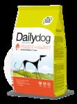 DailyDog для взрослых собак мелких пород с индейкой и ячменем