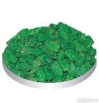 """Грунт """"Тритон"""" зеленый, крупный"""