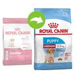 Royal Canin Medium Puppy Корм для щенков с 2 до 12 месяцев