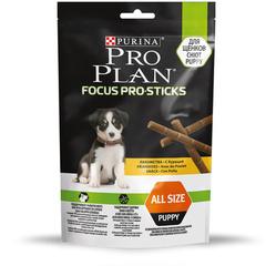 PRO PLAN FocusPro Sticks лакомство для щенков