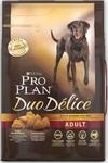 Сухой корм для взрослых собак/ Курица Pro Plan Duo Delice