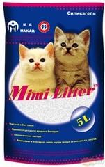 Силикагелевый наполнитель Mimi Litter (Мими Литтер)