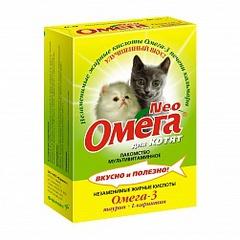 Витамины для котят Омегa NEO (таурин)