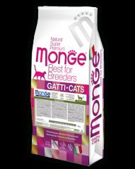 MONGE CAT SENSITIVE (чувствительное пищеварение)
