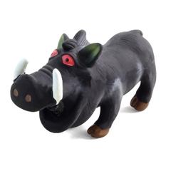 Игрушка для собак из латекса Кабан хрюкающий