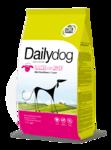 DailyDog для взрослых собак мелких пород с ягненком и рисом