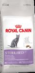 Корм для стерилизованных кошек с 1 до 7 лет/ ROYAL CANIN STERILISED 37