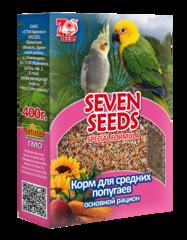 SPECIAL Корм для средних попугаев «SEVEN SEEDS»