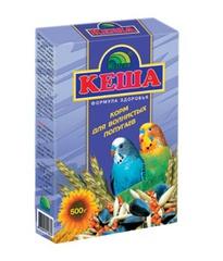 Корм для волнистых попугаев КЕША стандарт