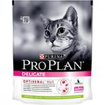 PRO PLAN Delicate (для кошек с чувств. пищеварением с ягненком)