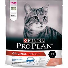 PRO PLAN Adult 7+ (для взрослых кошек старше 7 лет с лососем)