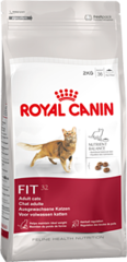 Корм для кошек, бывающих на улице/ ROYAL CANIN FIT 32