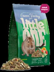 Little One. «Зеленая Долина» корм для дегу
