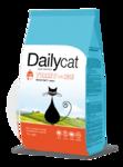 DailyCat SENIOR для пожилых кошек с индейкой и рисом
