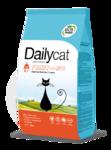 DailyCat ADULT Steri Lite для стерилизованных кошек с индейкой и рисом