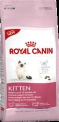 Корм для котят до 12 месяцев/ Royal Canin KITTEN