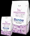 MONGE CAT STERILISED (для стерилизованных кошек)