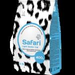 Safari Light для контроля веса и стареющих кошек