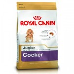 Роял Канин для щенков породы кокер-спаниель в возрасте до 12 мес./Royal Canin Cocker Junior.