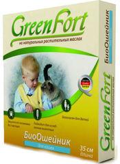 БИОошейник для кошек 35см. GreenFort