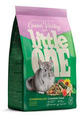 "Little one ""Зеленая долина"" корм для шиншилл из разнотравья"