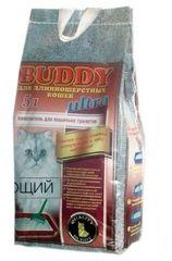 Минеральный наполнитель Buddy Ultra (Бадди Ультра) для длинношерстных кошек