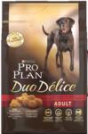 Сухой корм для взрослых собак пород/ Говядина Pro Plan Duo Delice
